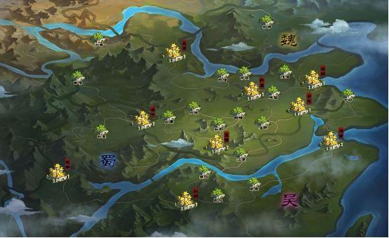 决战九州最新地图抢先看图片